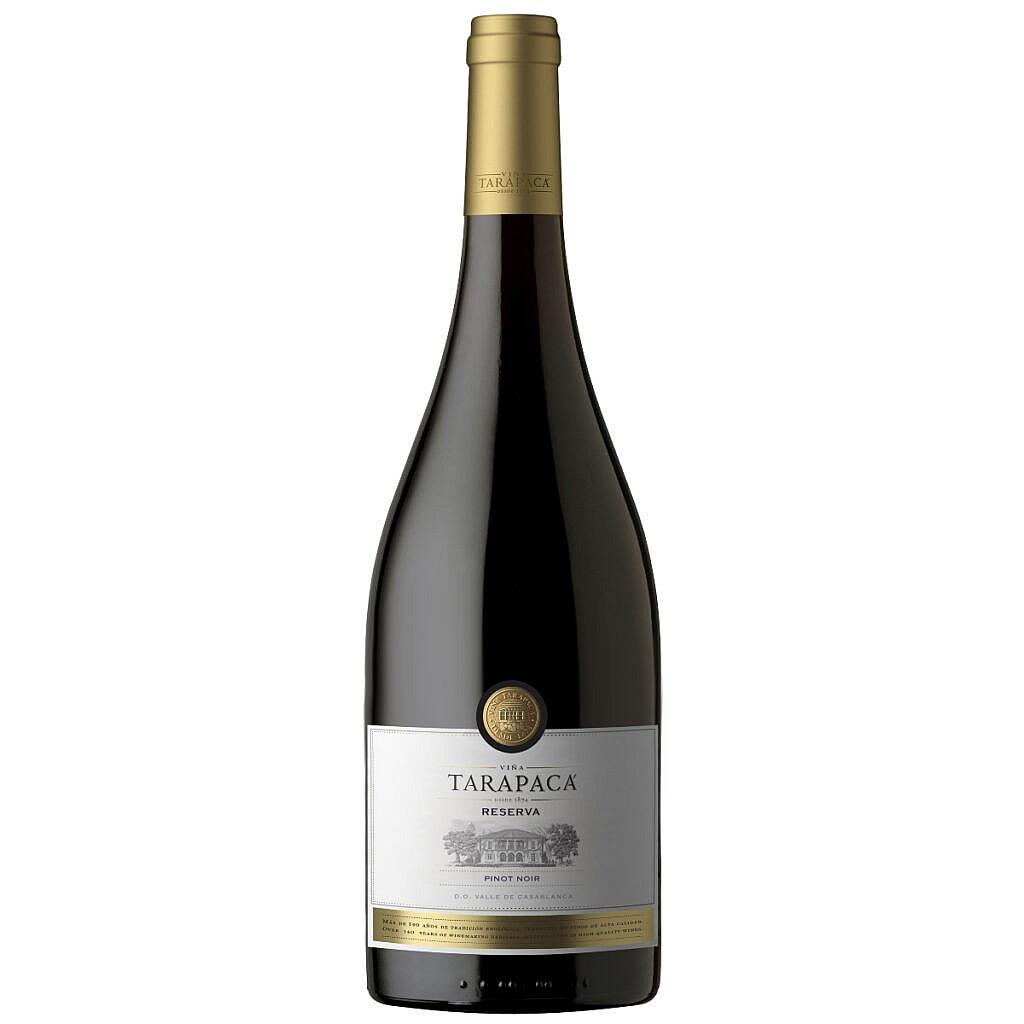 Fles - Wijnen - Chili - Tarapaca - Gran Reserva - Pinot Noir- - 0,75 l - 12,5%