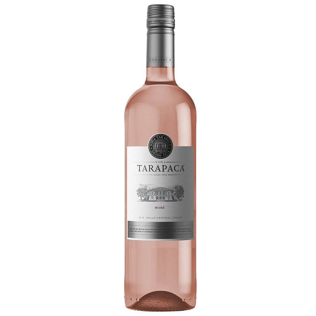 Fles - Wijnen - Chili - Tarapaca - Multi Varietal Rosé - Cabernet Sauvignon/Syrah - 0,75 l - 12%