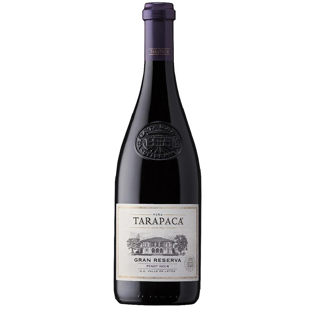 Fles - Wijnen - Chili - Tarapaca - Gran Reserva - Pinot Noir - 0,75 l - 13,7%