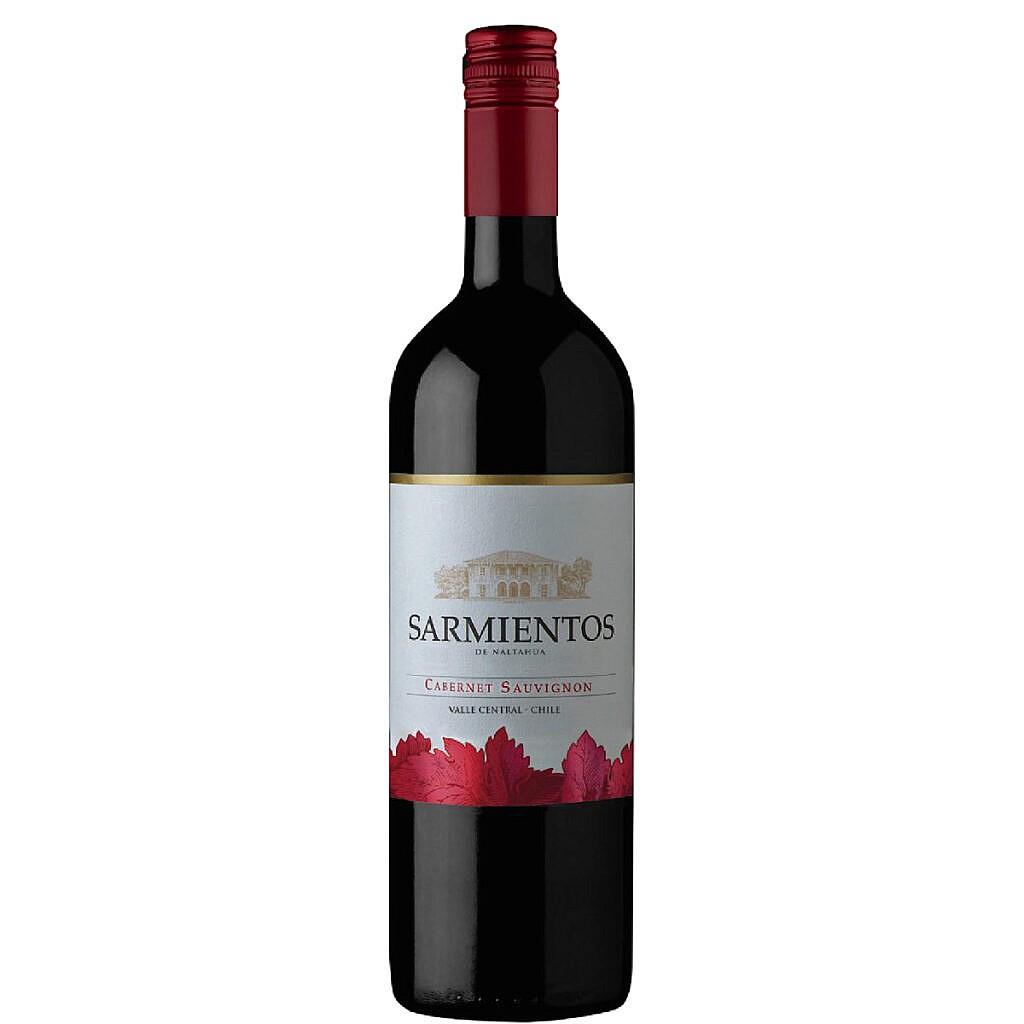 Fles - Wijnen - Chili - Tarapaca - Sarmientos - Cabernet Sauvignon - 0,75l