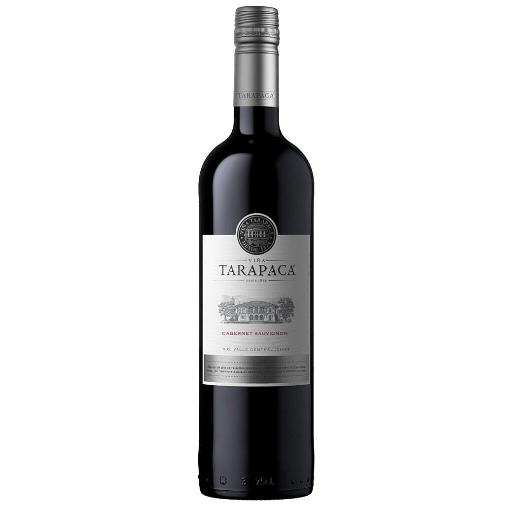 Fles - Wijnen - Chili - Tarapaca - Single Varietal - Merlot - 0,75 l - 13%