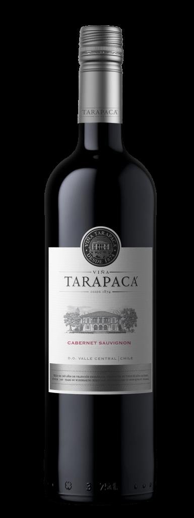 Fles - Wijnen - Chili - Tarapaca - Single Varietal - Cabernet Sauvignon - 0,75 l - 13%
