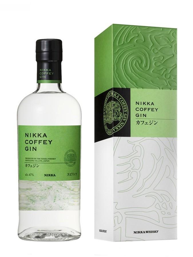 Fles - Gin - Japan - Nikka - Coffey - 0,7l - 47%