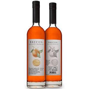 Fles - Gin - Brecon - Chocolat & Orange - 37,5% - 0,7l