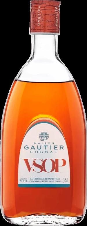 Fles - Cognac - Gautier - VSOP - 0,35l - 40%