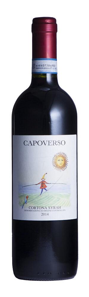 Fles - Wijnen - Italië - Capoverso - Syrah - 0,75l