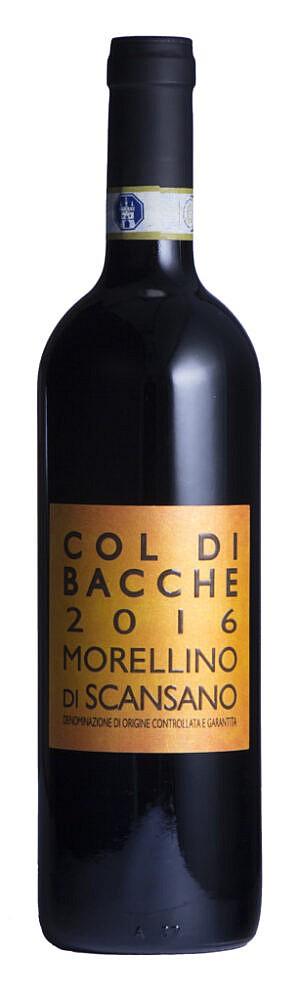 Fles - wijnen - Italië - Col di Bacche - Morellino di Scansano - 0,75l
