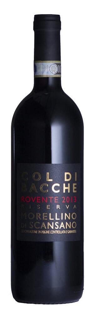 Fles - wijnen - Italië - Col di Bacche - ROVENTE Morellino di Scansano - 0,75l