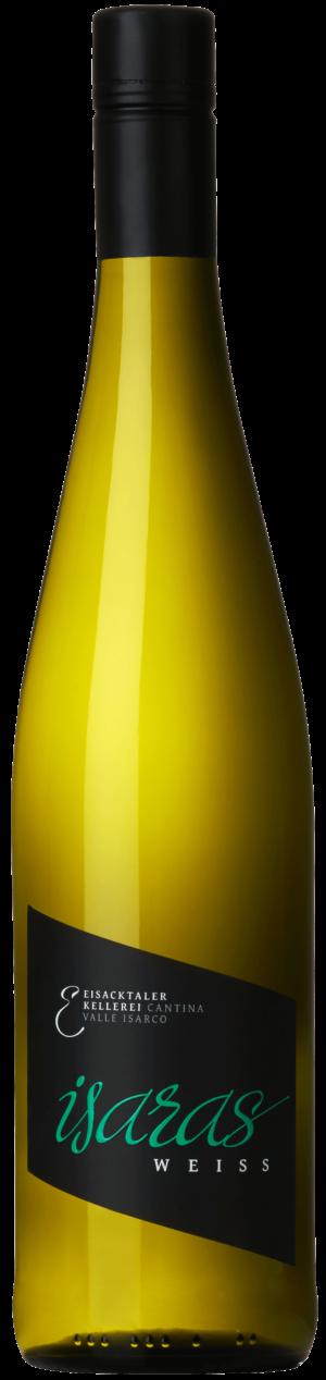Fles - Wijnen - Italië - Eisacktaler Kellerei-Isaras-weiss - 12,5% - 0,75l