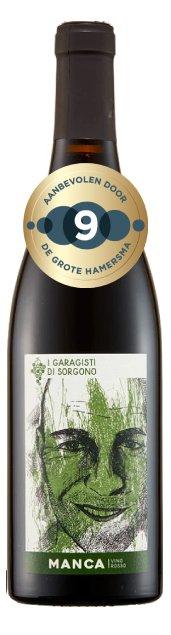 Fles - Wijnen - Italië - I Garagisti di Sorgono - Manca - 0,75l