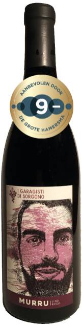 Fles - Wijnen - Italië - I Garagisti di Sorgono - Murru - 0,75l