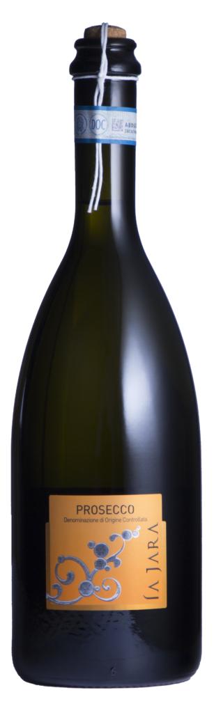 Fles - Wijnen - Italië - La Jara Prosecco Frizzante - 0,75l