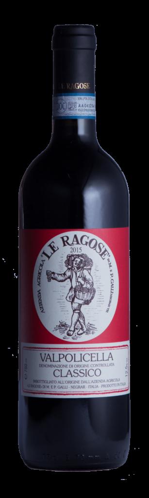 Fles - Wijnen - Italië - Valpolicella - Classico 15 - 0,75l