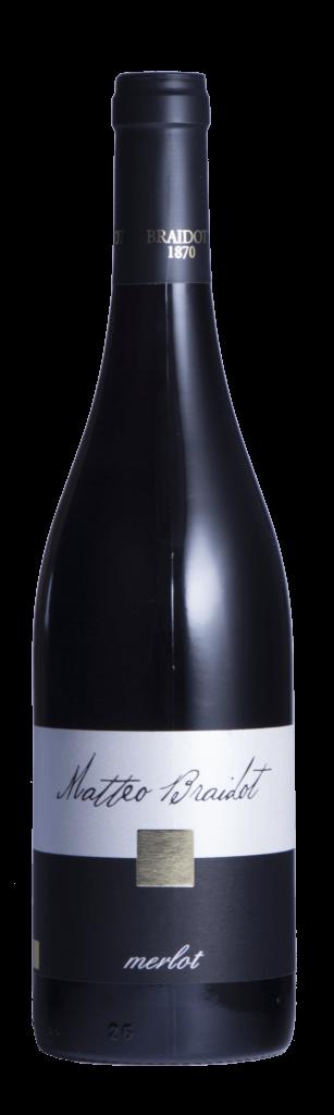 Fles - Wijnen - Italié - Matteo-Braidot-Merlot - 0,75l