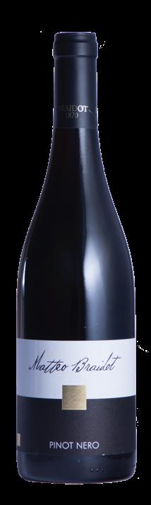 Fles - Wijnen - Italië - Matteo Braidot - Pinot Nero