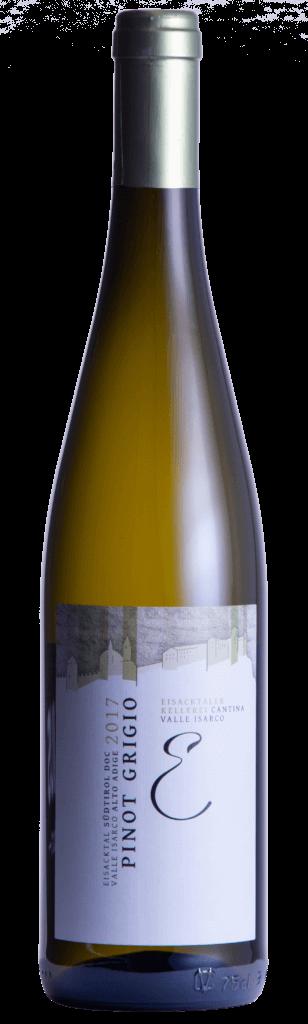 Fles - Wijnen - Italië - EISACKTALER KELLEREI – PINOT GRIGIO - 0,75l