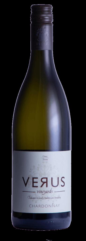Fles - wijnen - Slovenië - verus- chardonnay - 0,75l