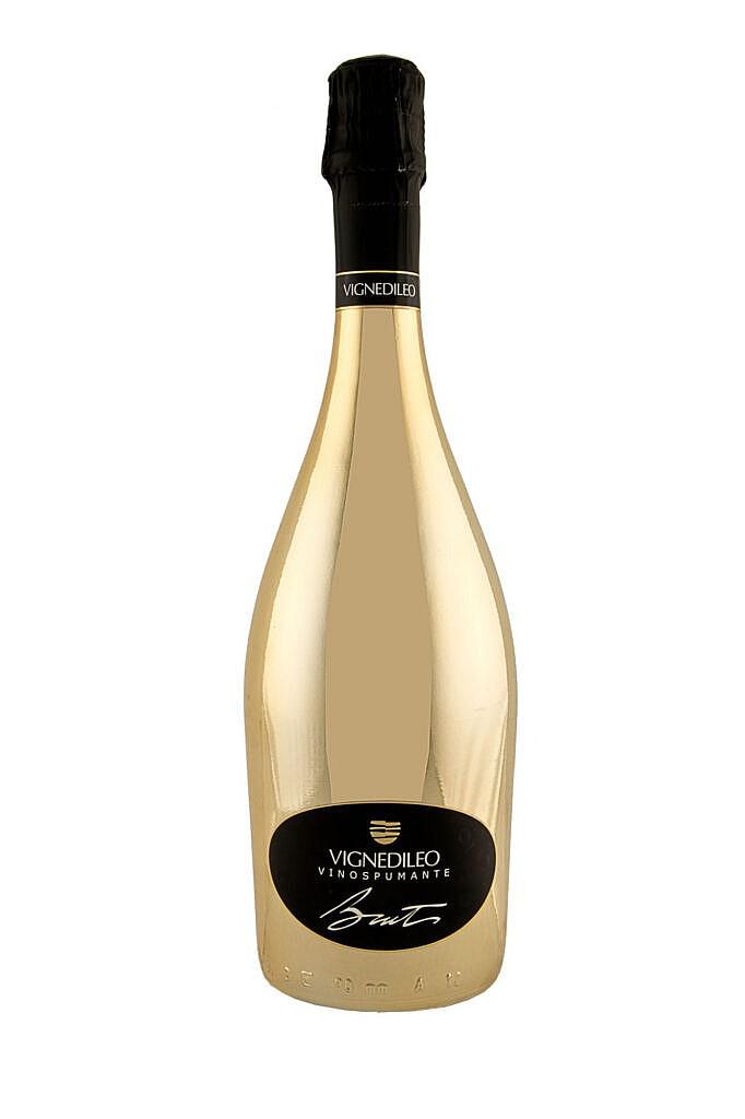 Fles - Wijnen - Italië - Vigne di Leo - Spumante Brut Oro Verdicchio - 0,75l