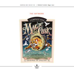 Release Compass Box The Magic Cask uitgesteld