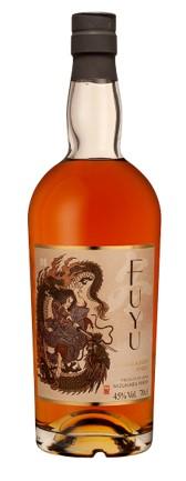 Fles - Whisky - Japan - BBC Japan - Fuyu Mizunara Finish - 45% - 0,7l