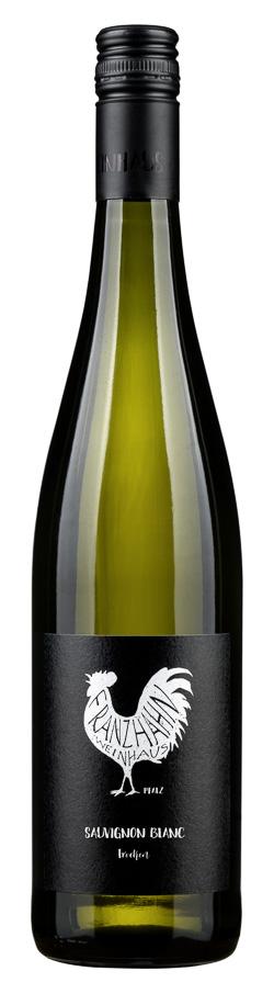 Fles - Wijnen - Duitsland - Franz Hahn Pfalz - Sauvignon Blanc - Fingerspitzengefuhl - 0,75l