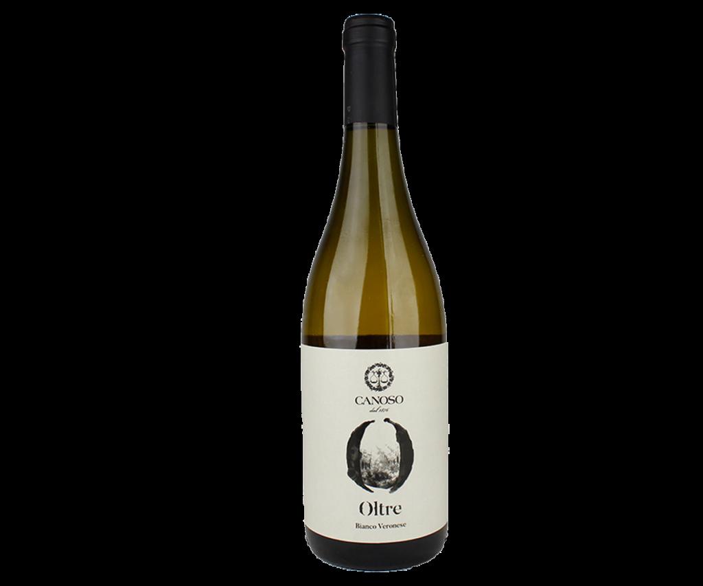 Fles - Wijnen - Italië - Canoso - Bianco - Veronese IGT Oltre 2017 - 14% - 0,75l