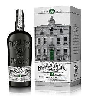 Fles & Case - Whiskey - Ierland - Teeling - Single Malt Brabazon 03 - 49,5% - 0,7l