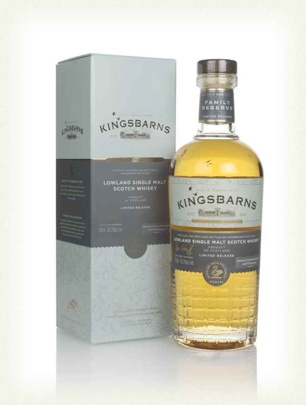 Fles & Case - Whisky - Schotland - Kingsbarns - Family Reserve - 59,2% - 0,7l