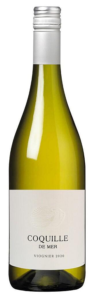 Fles - Wijnen - Frankrijk - Coquille de Mer - Viognier - 12,5% - 0,75l