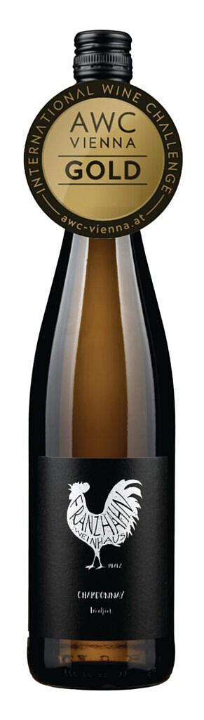 Fles - Wijnen - Duitsland - Franz Hahn - Chardonnay Spätlese 2019 - 0,75l