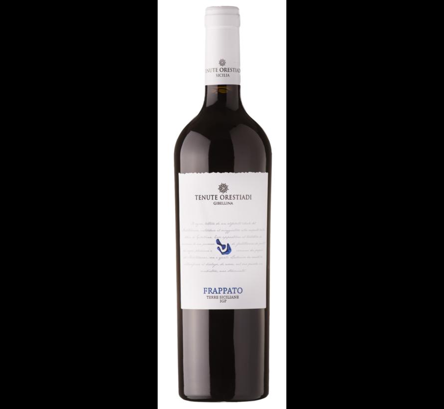 Fles - Wijnen - Tenute Orestiadi - Frappato Rosso - 13% - 0,75l