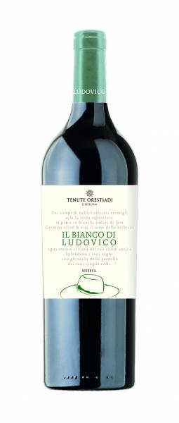 Fles - Wijnen - Tenute Orestiadi - Ludovico Riserva Bianco- 13% - 0,75l
