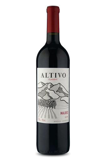 Altivo Classic Malbec 2020