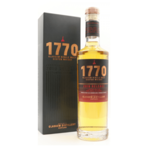 Fles - Whisky - 1770 Glasgow Distillery Single Malt 2nd Release 2019 Lowland