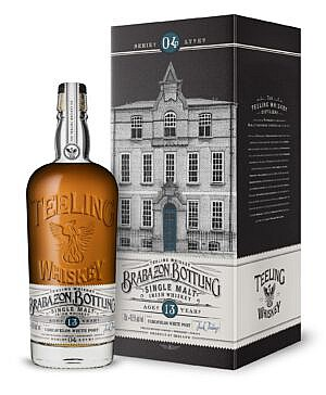 TeelingFles & Case - Teeling - Single Malt Brabazon 04- 13y - 0,7l - 49,5%