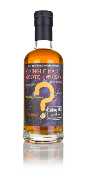 Fles - Whisky - That Boutique-y Whisky Company - Islay - SIngle Malt - 25 Years - 0,7l - 48,6%- #2