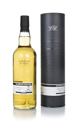 Fles - Whisky - Character of Islay - Wind & Wave - Octomore 9 yrs - 0,7l - 50%