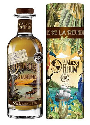 Fles & Case - Rum - La Maison du Rhum Ile Maurice