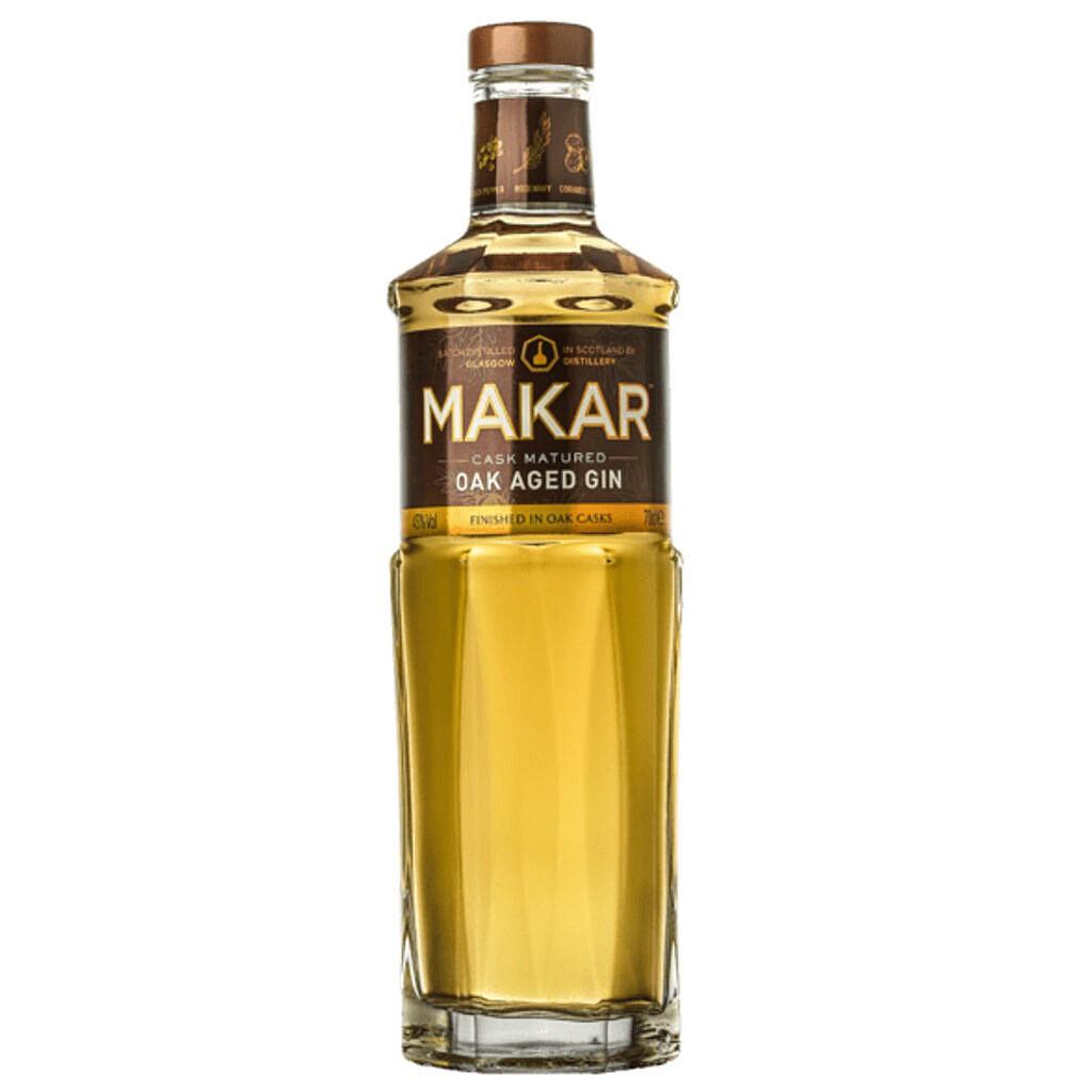 Fles - Gin - Makar Gin Oak Aged - 0,7l