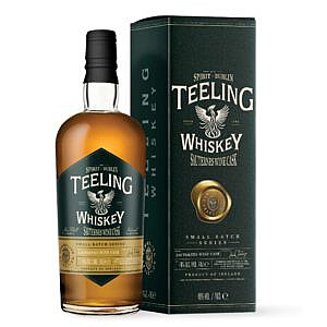 Fles & Case - Teeling - Whisky - Small Batch Sauternes FInish - 0,7l - 46%
