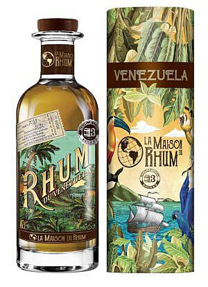 Fles & Case - Rum - La Maison du Rhum Venezuela 2011