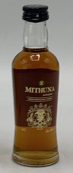 Whisky - Mini - Paul John - Mithuna - 0,05l - 58%