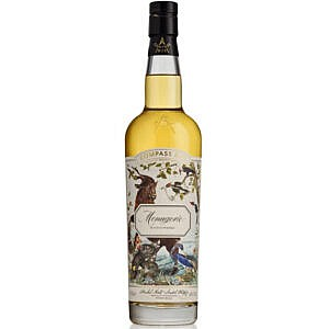 Fles - Whisky - Compass Box - Menagerie - 0,7l - 46%