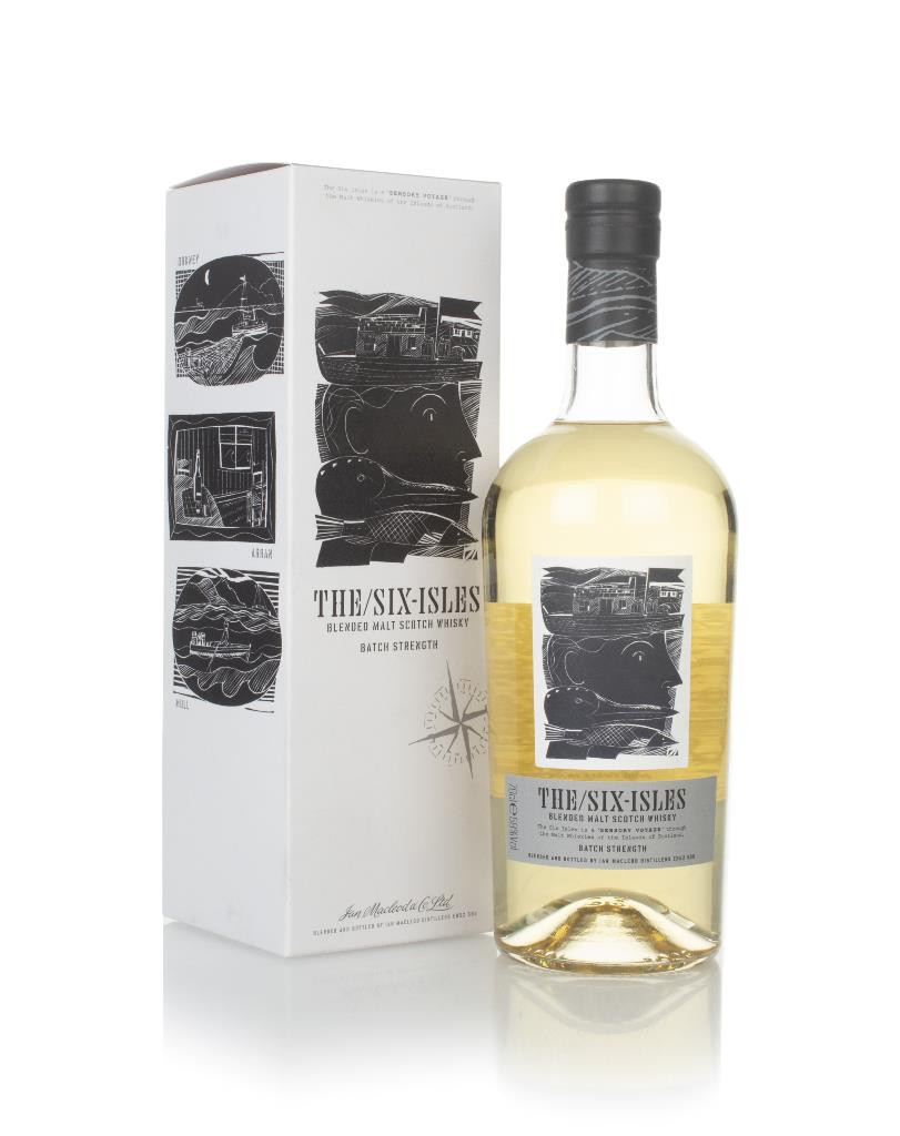 Fles - whisky - The Six Isles Batch Strength