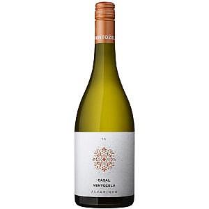 Fles - Wijnen - Portugal - Casal de Ventozela - Alvarinho - 0,75l - 12,5%