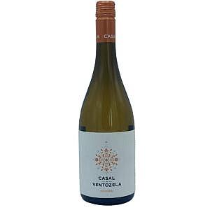 Fles - Wijnen - Portugal - Casal de Ventozela -2020 - Alvarinho - 0,75l - 12,5%