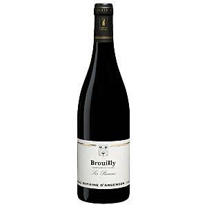 Fles - WIjnen - Frankrijk - Domaine d'Argenson - Brouilly Les Pierreux - 0,75l - 12,5%