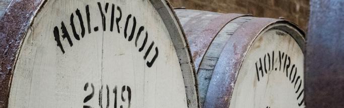 Vat whisky kopen - holyrood distillery - vaten