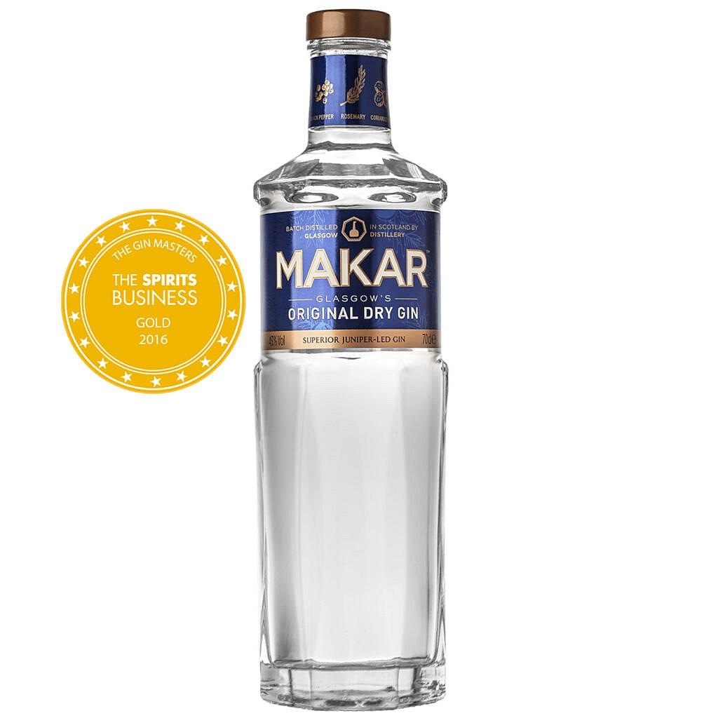Fles - Gin - Makar Orignial Gin - 0,7l