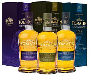 Tomatin – The French Connection